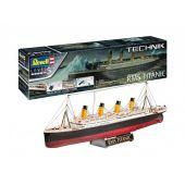 Revell: RMS Titanic - Technik in 1:400
