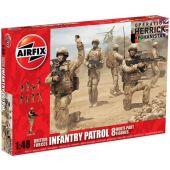 Airfix: Infantry Patrol 8 Multi-Part Figures