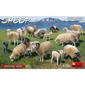 MiniArt Sheep (Schapen)