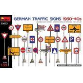 MiniArt: German Traffic Signs 1930-40s