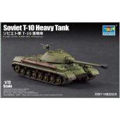 Trumpeter: Soviet T-10 Heavy Tank