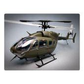 SRB UH-72A Rumpfverkl. lackiert Lakota (grün)