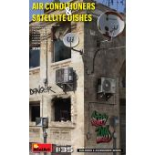 1/35 AIR CONDITIONERS & SATELLITE DISHES